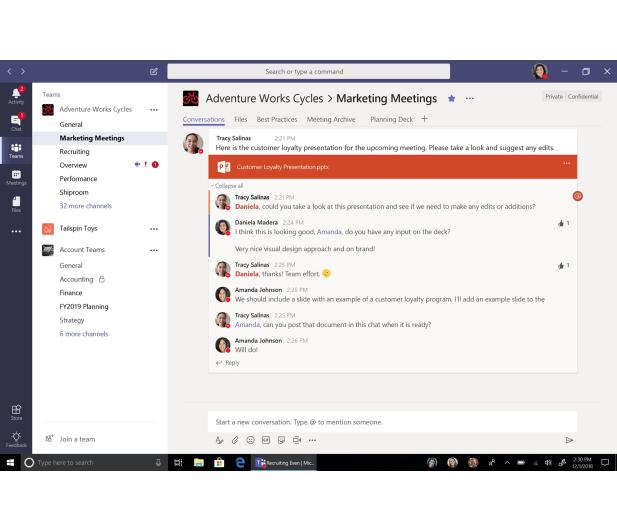 Microsoft Office 365 Business Premium - 453317 - zdjęcie 5