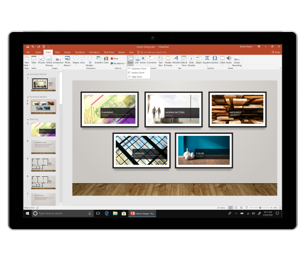Microsoft Office 2019 Home & Business Win10/Mac - 453311 - zdjęcie 4