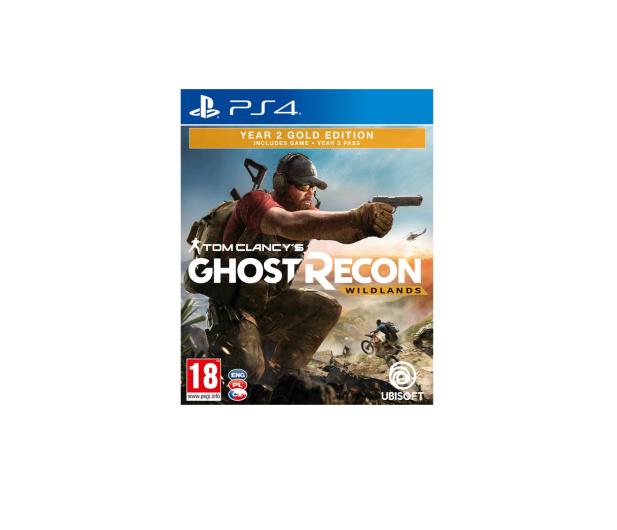 CENEGA Ghost Recon Wildlands Year 2 Gold Edition - 457656 - zdjęcie