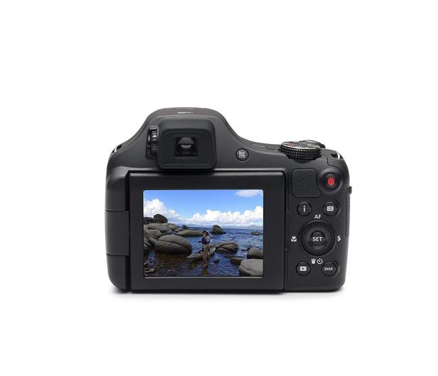 Kodak AZ652 czarny  - 457604 - zdjęcie 4