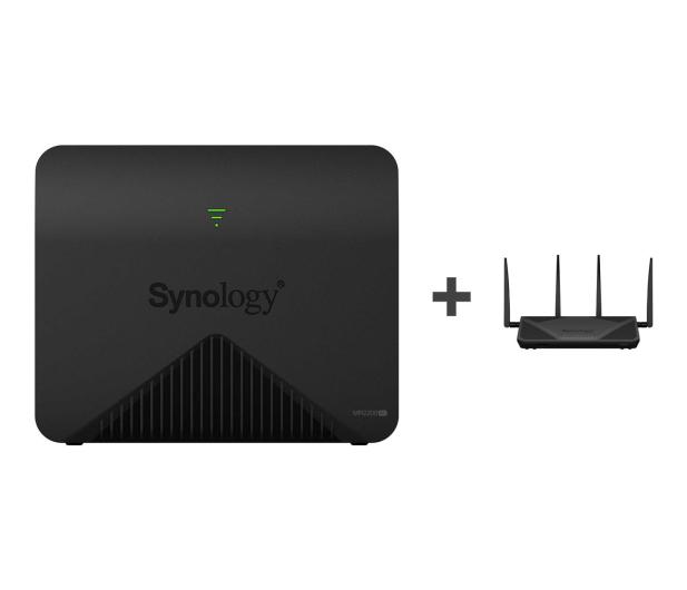 Synology RT2600ac + MR2200ac (2200Mb/s a/b/g/n/ac)  - 458753 - zdjęcie