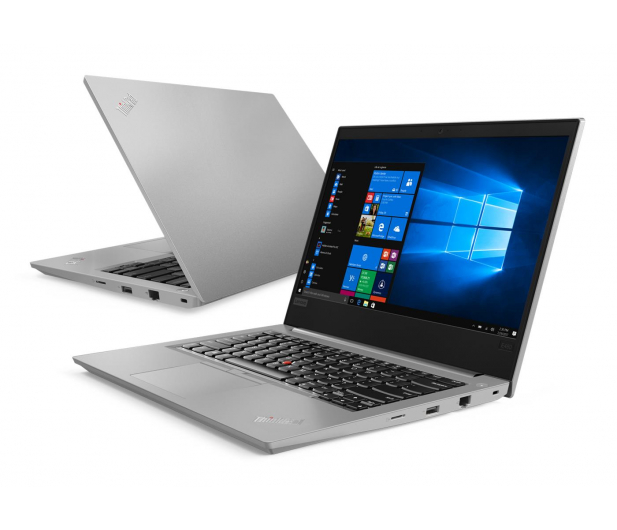 Lenovo ThinkPad E480 i5-8250U/8GB/256/Win10P Srebrny - 458474 - zdjęcie
