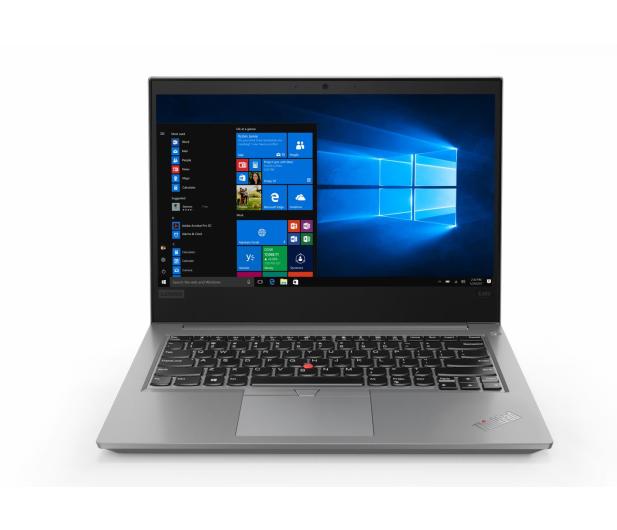 Lenovo ThinkPad E480 i5-8250U/8GB/256/Win10P Srebrny - 458474 - zdjęcie 7
