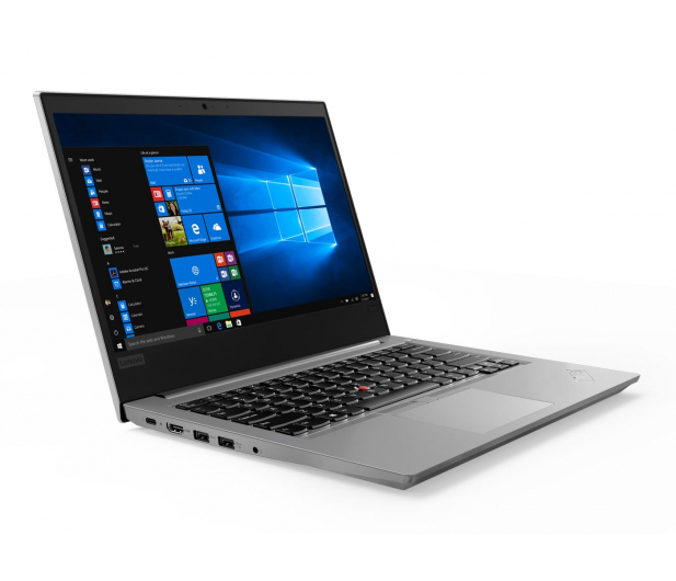 Lenovo ThinkPad E480 i5-8250U/8GB/256/Win10P Srebrny - 458474 - zdjęcie 2