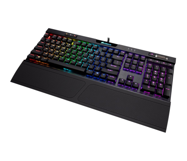 Corsair K70 Rapidfire MK.2 (Cherry MX Low Profile Speed) - 459138 - zdjęcie 3
