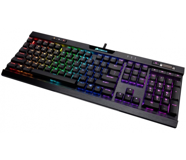 Corsair K70 Rapidfire MK.2 (Cherry MX Low Profile Speed) - 459138 - zdjęcie 11