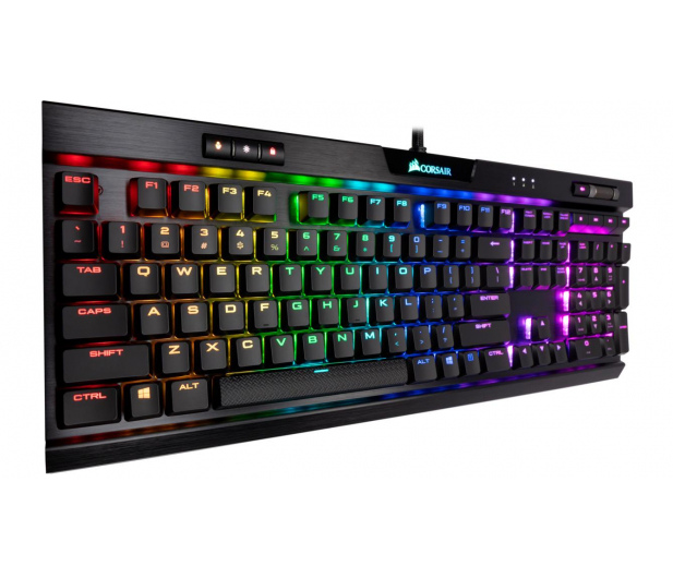 Corsair K70 Rapidfire MK.2 (Cherry MX Low Profile Speed) - 459138 - zdjęcie 14