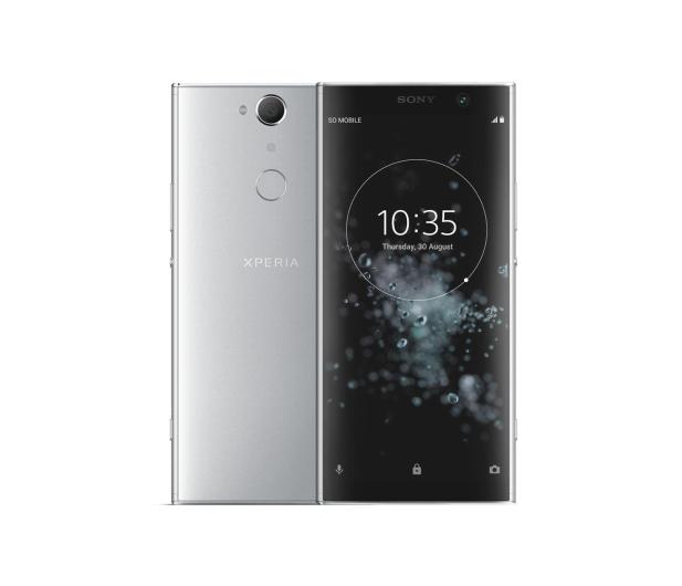 Sony Xperia XA2 Plus H4413 4/32GB Dual SIM srebrny - 459070 - zdjęcie