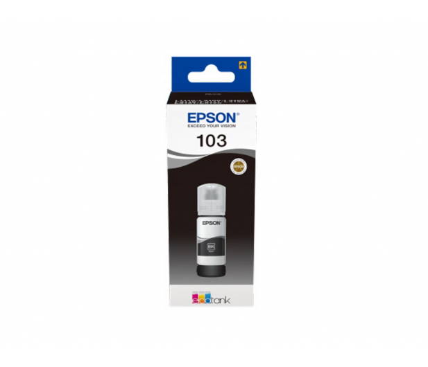 Epson 103 EcoTank Black 4500 str. (C13T00S14A) - 458976 - zdjęcie
