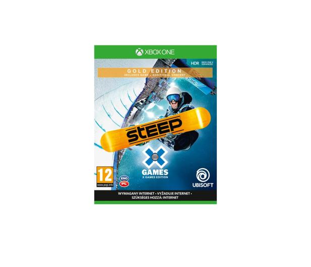 CENEGA STEEP X GAMES GOLD EDITION - 459394 - zdjęcie