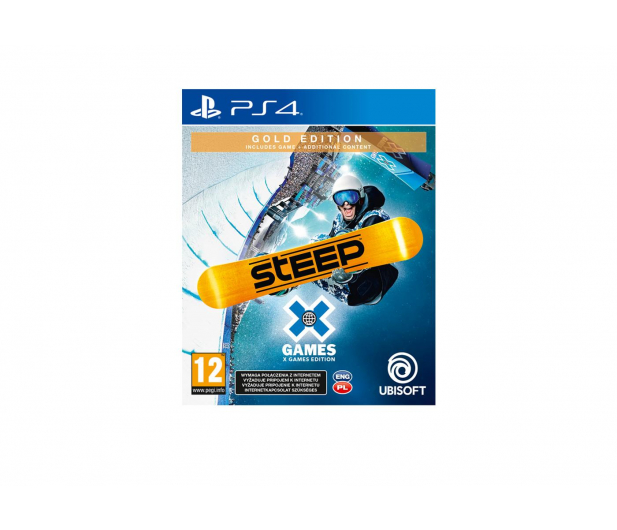 CENEGA STEEP X GAMES GOLD EDITION  - 459395 - zdjęcie