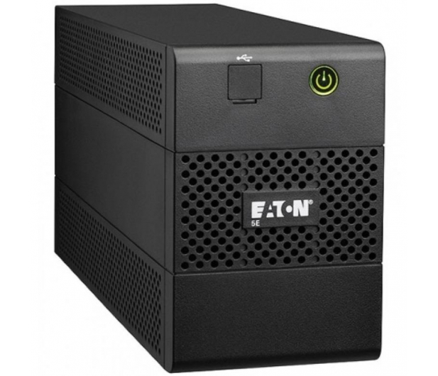 EATON 5E (650VA/360W) Schuko + 2 x IEC USB - 452321 - zdjęcie