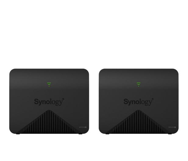 Synology MR2200ac (2200Mb/s a/b/g/n/ac) zestaw 2szt.  - 453386 - zdjęcie