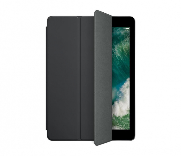 Apple iPad Smart Cover Charcoal Grey - 360221 - zdjęcie