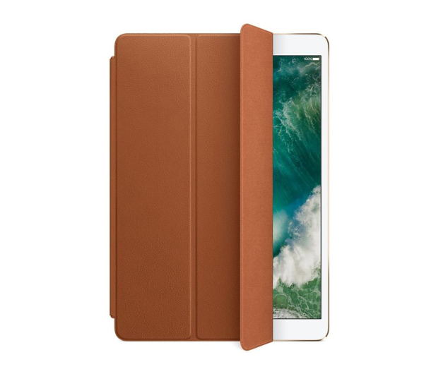 "Apple Leather Smart Cover iPad Pro 10,5"" Saddle Brown - 369406 - zdjęcie"