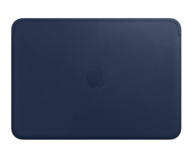 "Apple Leather Sleeve do MacBook 12"" Midnight Blue - 394724 - zdjęcie"