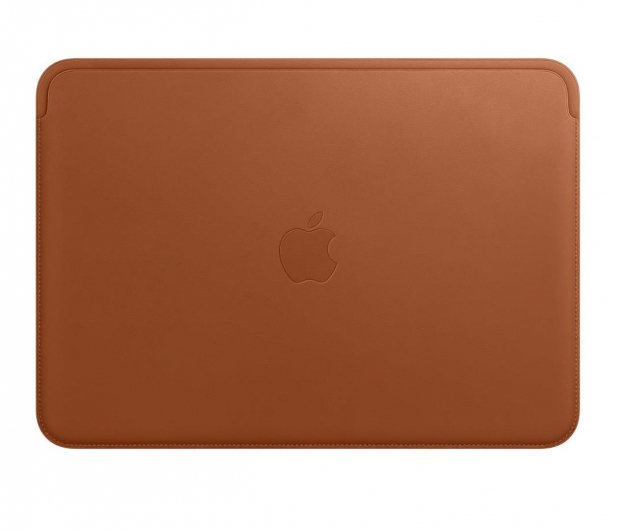 "Apple Leather Sleeve do MacBook 12"" Saddle Brown - 394725 - zdjęcie"