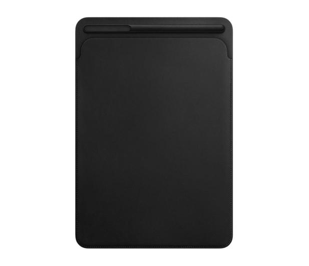 "Apple Leather Sleeve do iPad Pro 10.5"" Black  - 369423 - zdjęcie"