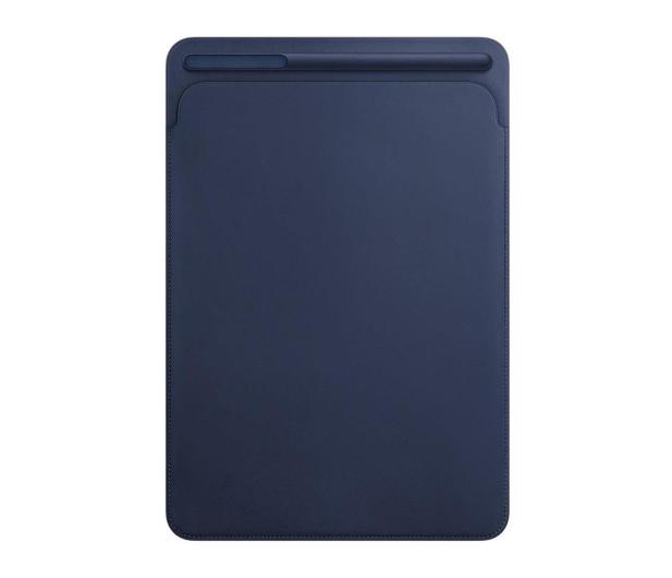 "Apple Leather Sleeve do iPad Pro 10.5"" Midnight Blue - 369424 - zdjęcie"