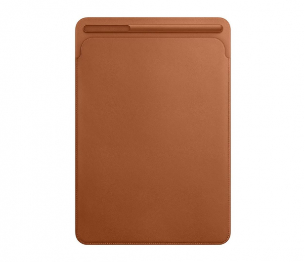 "Apple Leather Sleeve do iPad Pro 10.5"" Saddle Brown - 369425 - zdjęcie"