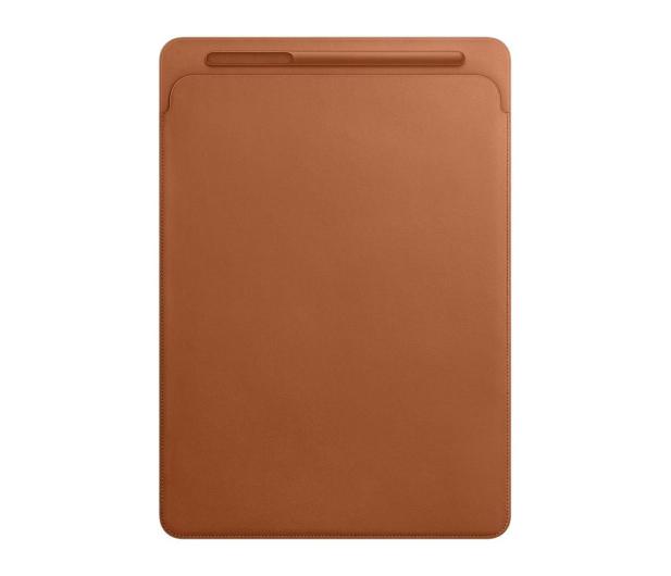 Apple Leather Sleeve do iPad Pro 12,9'' Saddle Brown - 369419 - zdjęcie