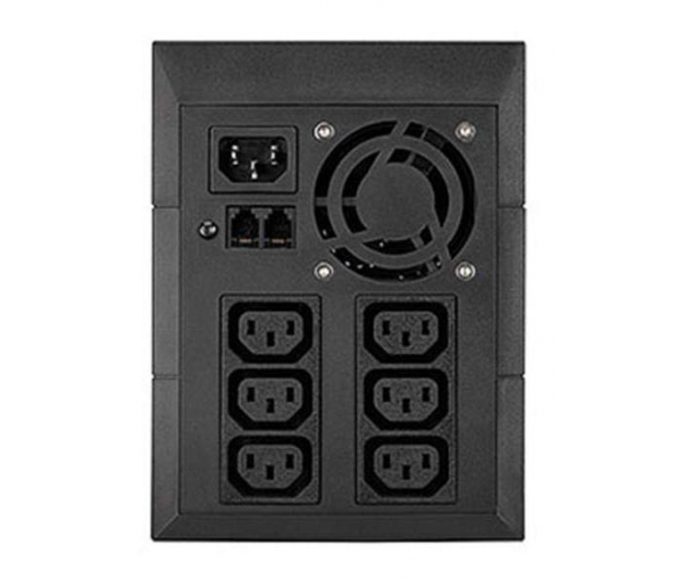 EATON 5E (1100VA/660W, 6xIEC, AVR, USB) - 452332 - zdjęcie 2
