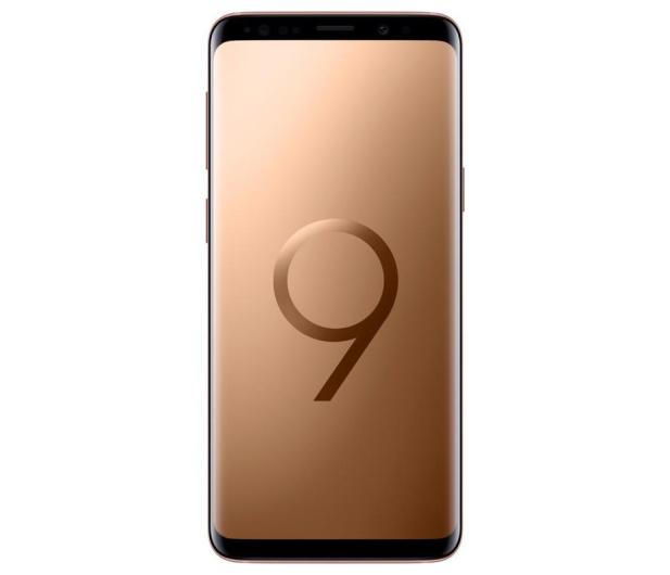 Samsung Galaxy S9 G960F Dual SIM Gold - 453308 - zdjęcie 3