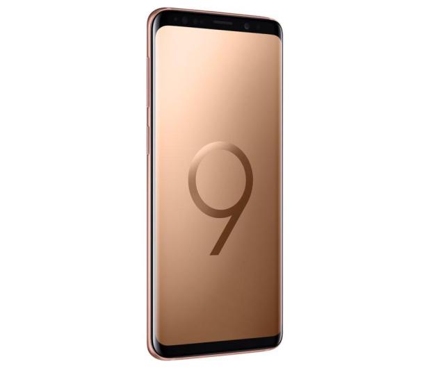 Samsung Galaxy S9 G960F Dual SIM Gold - 453308 - zdjęcie 2