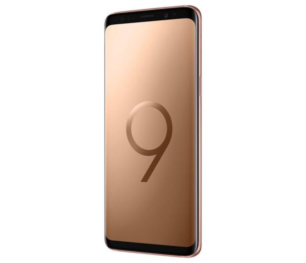 Samsung Galaxy S9 G960F Dual SIM Gold - 453308 - zdjęcie 4
