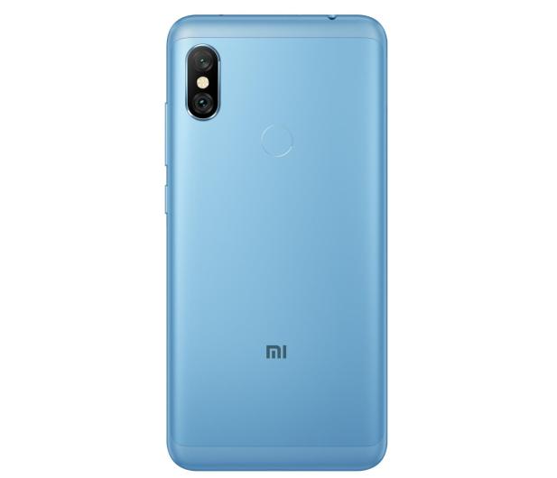 Xiaomi Redmi Note 6 PRO 4/64GB Blue - 453301 - zdjęcie 5