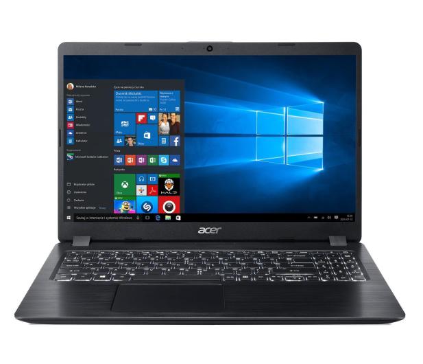 Acer Aspire 5 i3-8145U/8GB/256/Win10 FHD IPS Czarny - 495975 - zdjęcie 2