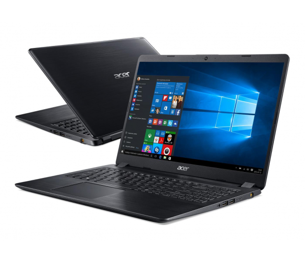 Acer Aspire 5 i5-8265U/8GB/512/Win10 MX250 Czarny - 489213 - zdjęcie