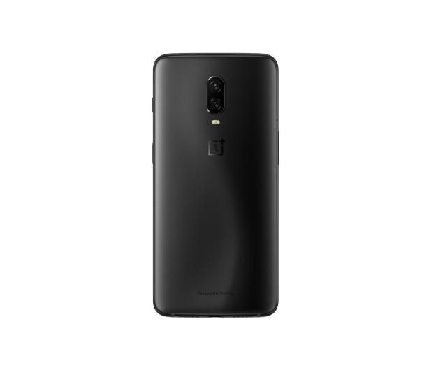 OnePlus 6T 8/256GB Dual SIM Midnight Black - 455329 - zdjęcie 3