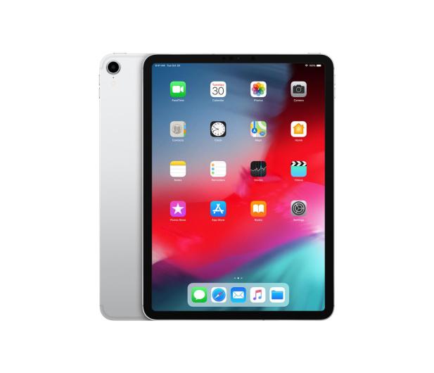 "Apple iPad Pro 11"" 512 GB Silver + LTE  - 459888 - zdjęcie"