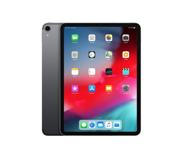 "Apple iPad Pro 11"" 512 GB Space Grey + LTE  - 459887 - zdjęcie"
