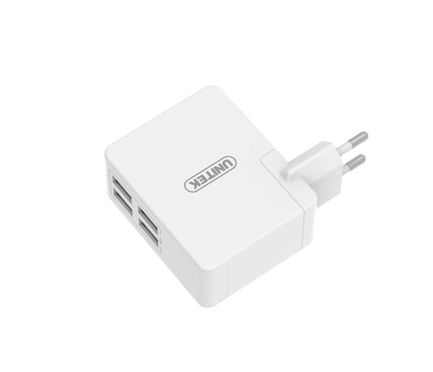 Unitek Ładowarka sieciowa 4x USB 2,4A 48 W  - 458000 - zdjęcie 2