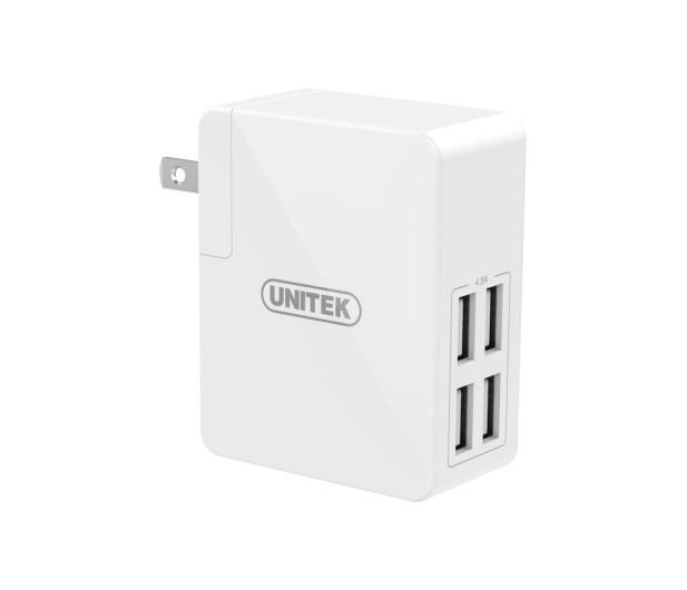 Unitek Ładowarka sieciowa 4x USB 2,4A 48 W  - 458000 - zdjęcie 4