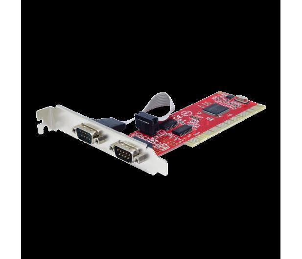 Unitek PCI Kontroler 2x RS-232 - 459932 - zdjęcie