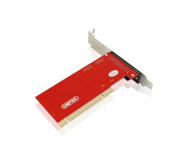 Unitek PCI Kontroler 1x Parallel - 459927 - zdjęcie 3