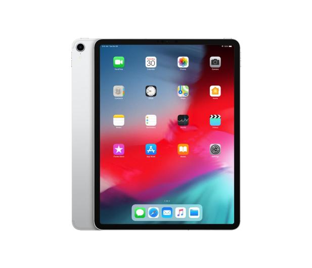 """Apple iPad Pro 12,9"""" 256GB WiFi + LTE Silver - 459943 - zdjęcie"""