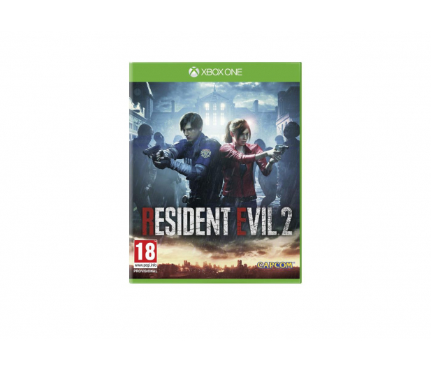 CENEGA Resident Evil 2 - 459517 - zdjęcie