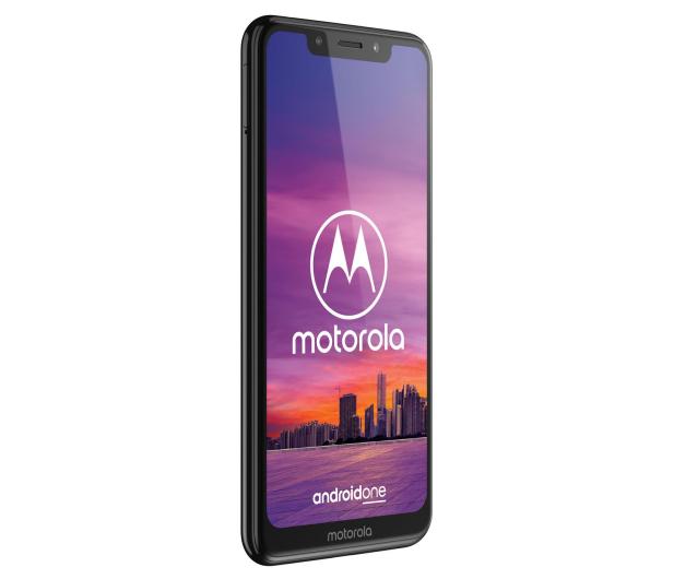 Motorola One 4/64GB Dual SIM czarny + etui + 64GB - 483108 - zdjęcie 5