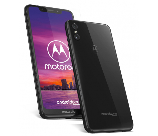 Motorola One 4/64GB Dual SIM czarny + etui - 448945 - zdjęcie 7