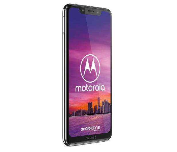 Motorola One 4/64GB Dual SIM biały + etui - 448947 - zdjęcie 5