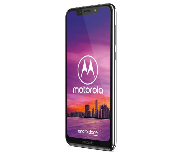 Motorola One 4/64GB Dual SIM biały + etui - 448947 - zdjęcie 4