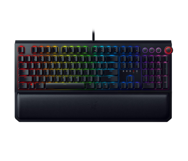 Razer BlackWidow Elite Yellow Switch  - 453687 - zdjęcie