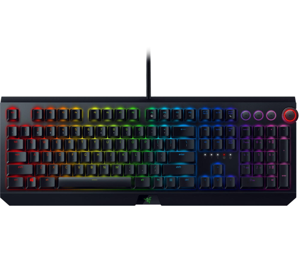 Razer BlackWidow Elite Orange Switch  - 453686 - zdjęcie 7