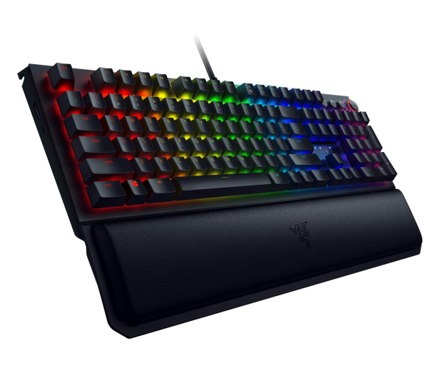 Razer BlackWidow Elite Orange Switch  - 453686 - zdjęcie 2
