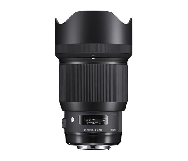Sigma A 85mm f1.4 Art DG HSM Canon - 453715 - zdjęcie