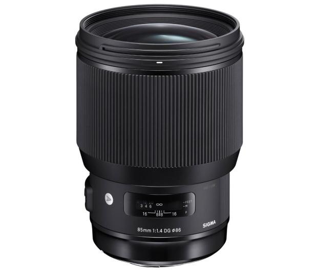 Sigma A 85mm f1.4 Art DG HSM Canon - 453715 - zdjęcie 3